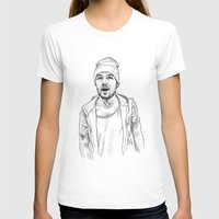 liam payne T-shirts featuring Liam Payne  by Cécile Pellerin