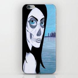 La Muerta iPhone Skin