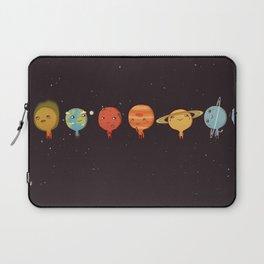 planet sun earth cute art new hot 2018 style cuteness star stars Laptop Sleeve