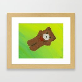 Happy Thought Framed Art Print