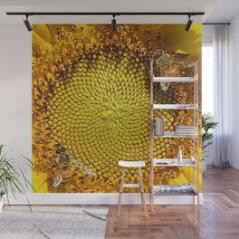 The Bees Knees Wall Mural