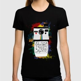 Develop From the Negatives T-shirt