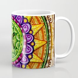 Cute as a Button Coffee Mug