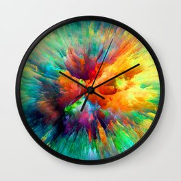 Art Wall Clock