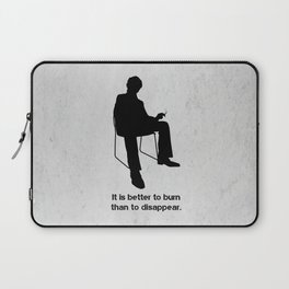 Albert Camus - The Stranger Laptop Sleeve