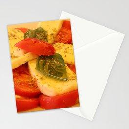 Caprese Salad Stationery Cards