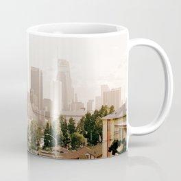 Vintage Los Angeles Coffee Mug