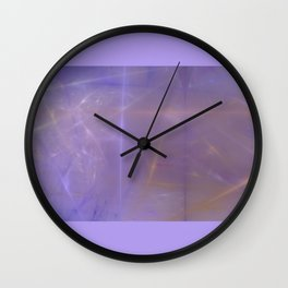 Clear Up Wall Clock