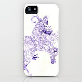 Some Kind of Abomination iPhone Case