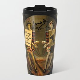 """Mala mujer"" Travel Mug"