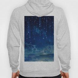 Falling stars I Hoody