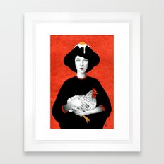 Ofelia Framed Art Print