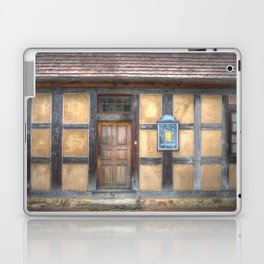 Apothecary House Laptop & iPad Skin