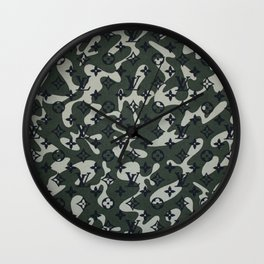 takashi murakami louisVuitton Wall Clock