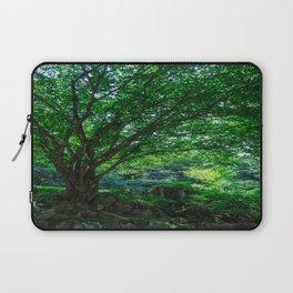 The Greenest Tree Laptop Sleeve