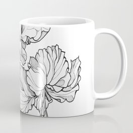Hibiscus in Bloom Coffee Mug