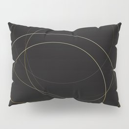 Opulence Black and Gold Pillow Sham