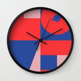 Love Space Wall Clock