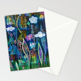 Grows in Adverse Conditions Stationery Cards