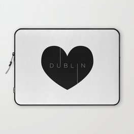 I left my heart in Dublin Laptop Sleeve