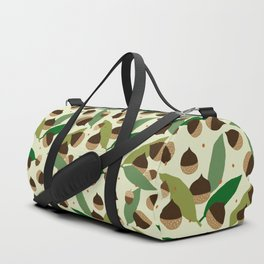 chestnut family Duffle Bag
