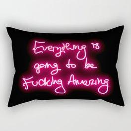 Fucking Amazing Rectangular Pillow