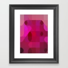 Way to my Heart Framed Art Print