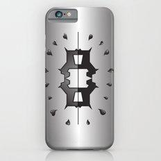 puppy love ink blot (Rorschach) Slim Case iPhone 6s