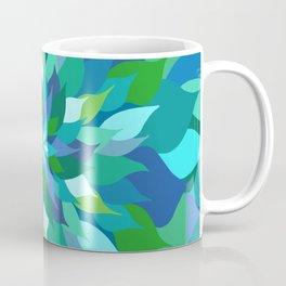 Healing Leaves Coffee Mug