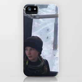 Gondola Ride Up Keystone iPhone Case