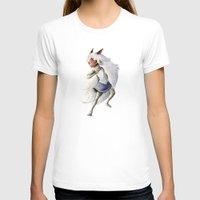 princess mononoke T-shirts featuring Princess Mononoke by Leanne Engel