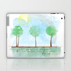 Always it's spring Laptop & iPad Skin