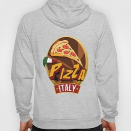 Pizza Italy / Support Pizza / Foodietoon Hoody