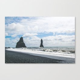 This is OUR Time Canvas Print