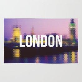 London - Cityscape Rug