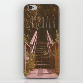 Discover iPhone Skin
