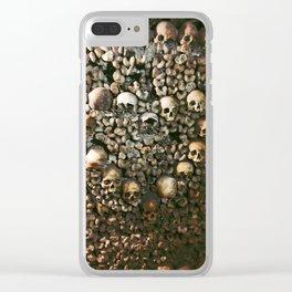 Til Death Do Us Part Clear iPhone Case