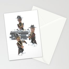 toy 4 Stationery Cards