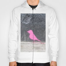 Pink Bird I Hoody