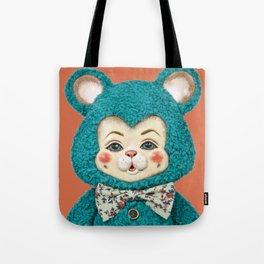 Bitsy the Bear Tote Bag