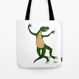 The usual dino Tote Bag
