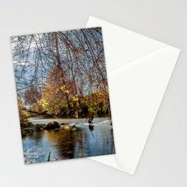 Baden-Württemberg : Water scenery Stationery Cards