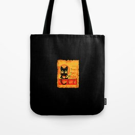 Chat Magique Tote Bag