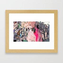 MY SELF Framed Art Print
