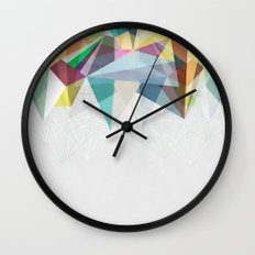 Colorflash 2 Wall Clock