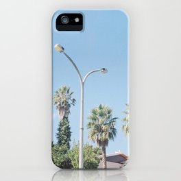 A Family of Trees iPhone Case