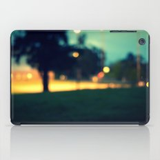 an evening in june iPad Case