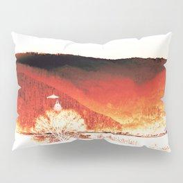 Red Mountain Pillow Sham