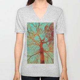 Swinging tree Unisex V-Neck