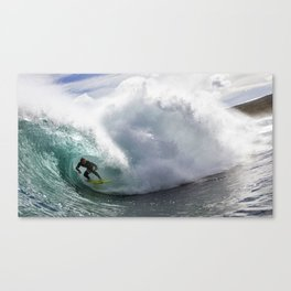 Shock Jockey Canvas Print